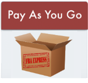 FBA EXPRESS Pay As You Go Plan